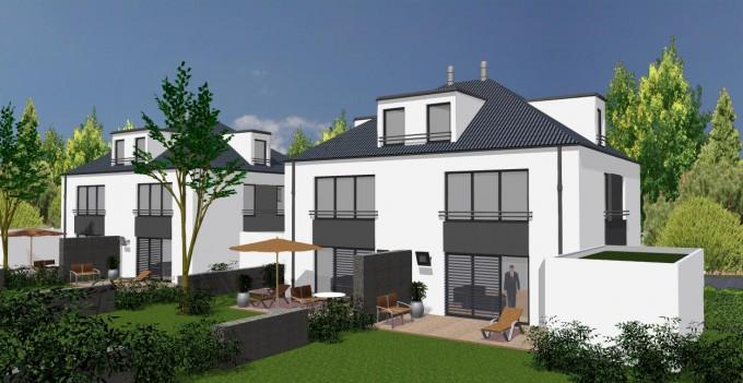 Im plan for Stadtvilla plan